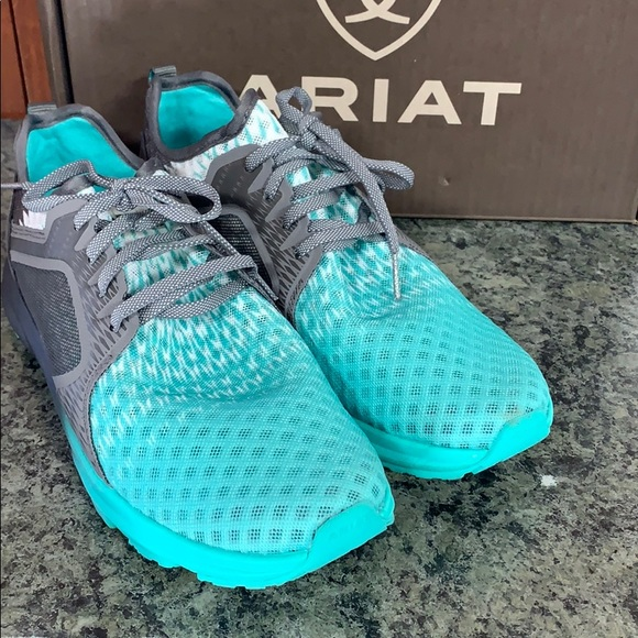 Ariat Shoes | Womens Ariat Fuse Tennis
